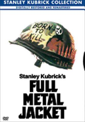 Full Metal Jacket 0085392115426