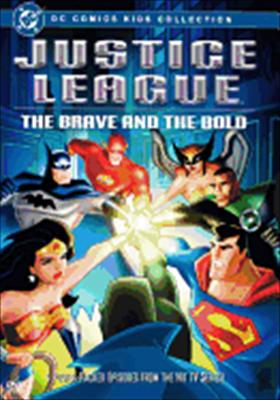 Justice League: The Brave & the Bold