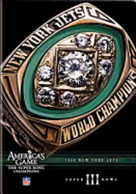 NFL America's Game: New York Jets Super Bowl III