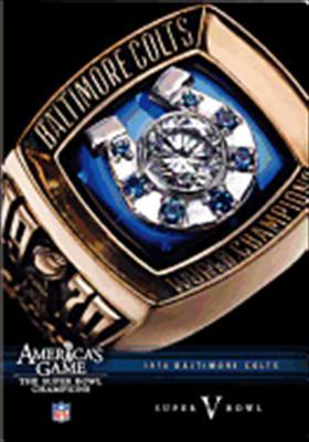 NFL America's Game: Baltimore Colts Super Bowl V