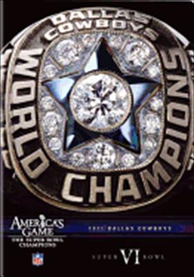NFL America's Game: Dallas Cowboys Super Bowl VI