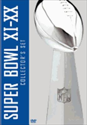 NFL Super Bowl Collection XI - XX