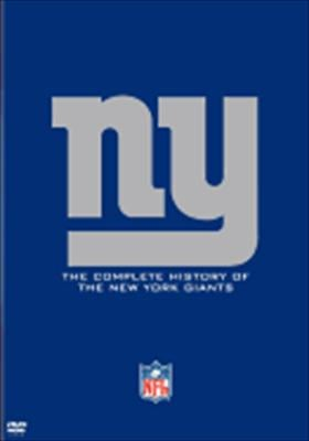 New York Giants: The Complete History