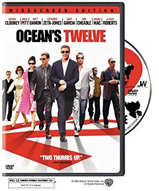 Ocean's Twelve 0085393894825