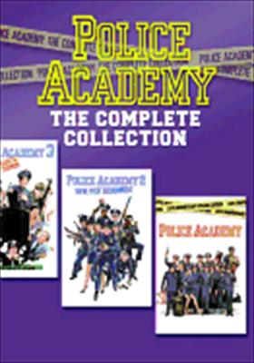 Police Academy: The Complete Collection