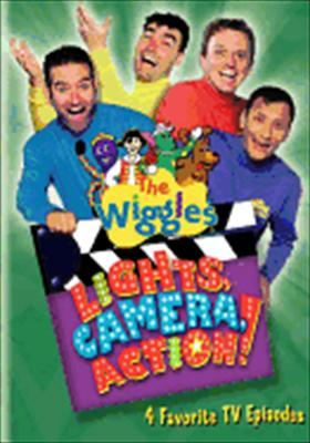 The Wiggles: Lights, Camera, Action
