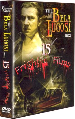 Bela Lugosi Collection 15: Frightful Films
