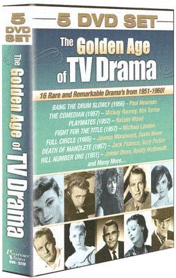 Golden Age of TV Dramas