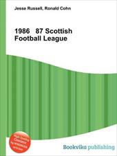 1986 87 Scottish Football League 19906831
