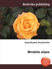 Mirabilis Alipes