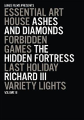 Essential Art House Volume 3