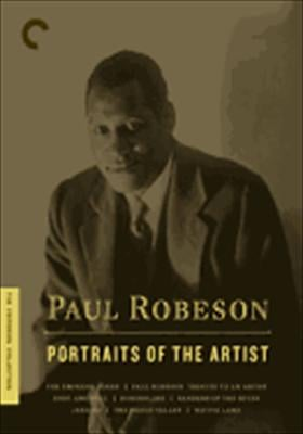Paul Robeson: Portraits of the Artist 0715515021722