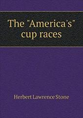 """The """"America's"""" Cup Races 21074474"""