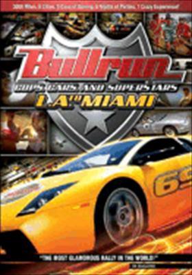 Bullrun: La to Miami Cops Cars & Superstars