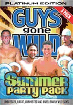 Guys Gone Wild: Summer Party Pack