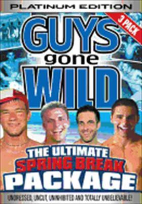 Guys Gone Wild: Ultimate Spring Break Package