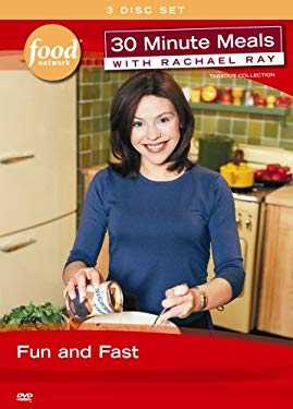 Rachael Ray: Fun & Fast Volume 1 0845625010337