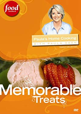 Paula Deen: Memorable Treats 0845625010221