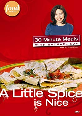 Rachael Ray: A Little Spice Is Nice 0845625010351