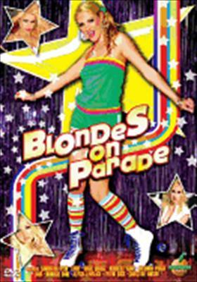 Blondes of Parade-Samantha Ryan