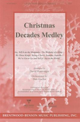 Christmas Decades Medley