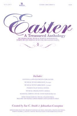 Easter: A Treasured Anthology: SATB