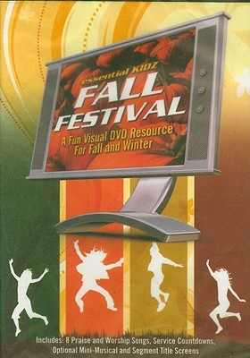 Essential Kidz Fall Festival: A Fun Visual DVD Resource for Fall and Winter