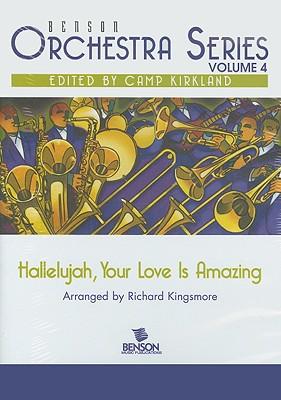 Hallelujah, Your Love Is Amazing