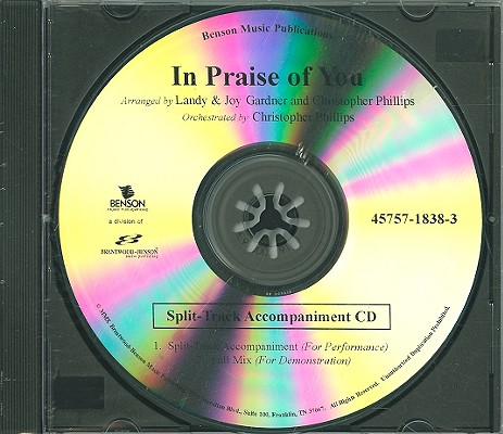 In Praise of You