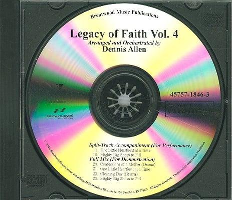 Legacy of Faith, Volume 4