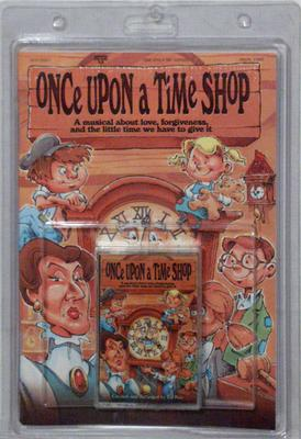 Once Upon a Time Shop [With Book and Cassette]