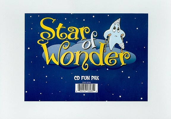 Star of Wonder!: A Kids Christmas Musical of Hope [With Poster and Iron-On]
