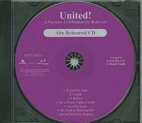 United!-Alto: A Patriotic Celebration for Believers