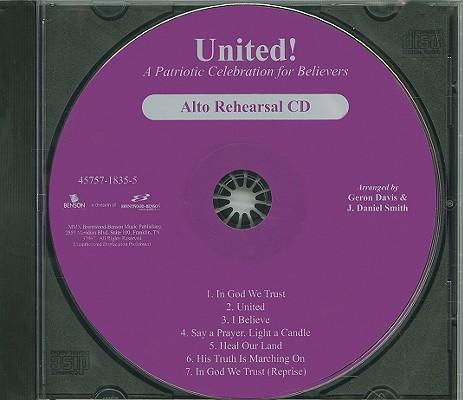 United!-Alto: A Patriotic Celebration for Believers