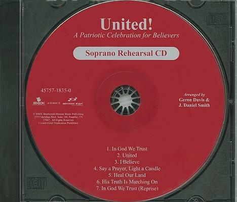 United!-Soprano: A Patriotic Celebration for Believers