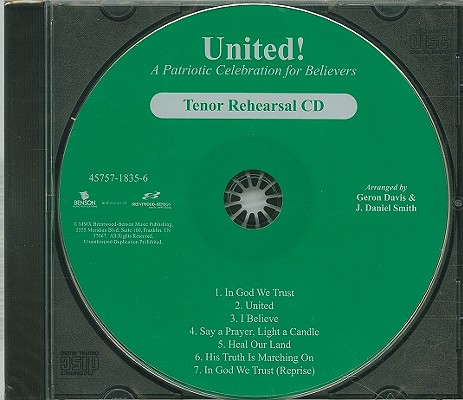 United!-Tenor: A Patriotic Celebration for Believers