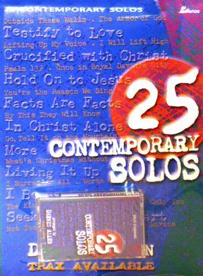 25 Contemporary Solos [With Split Trk Cassette]