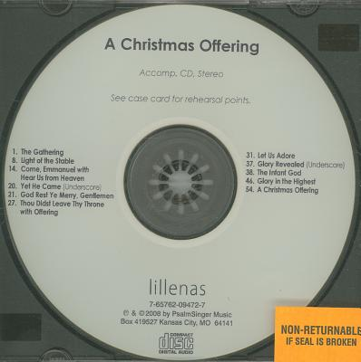 A Christmas Offering: A Praise & Worship Celebration for Any Choir