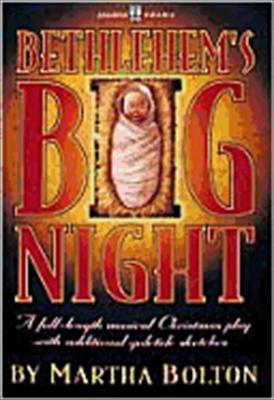 Bethlehem's Big Night, Split-Channel CD