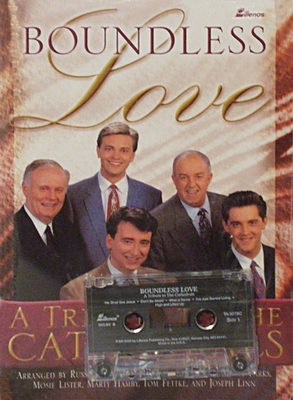 Boundless Love [With Cassette]