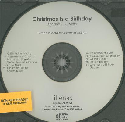 Christmas Is a Birthday: A Musical for Senior Adult Choir