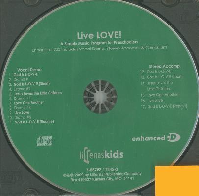 Live Love!: A Simple Music Program for Preschoolers