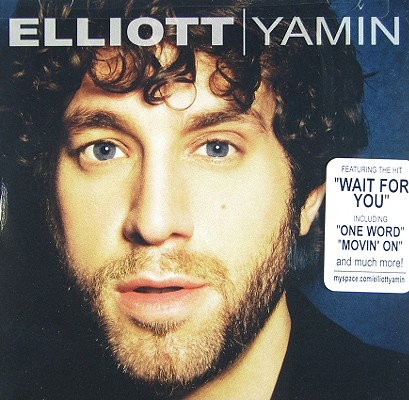 Elliot Yamin 0805859001921