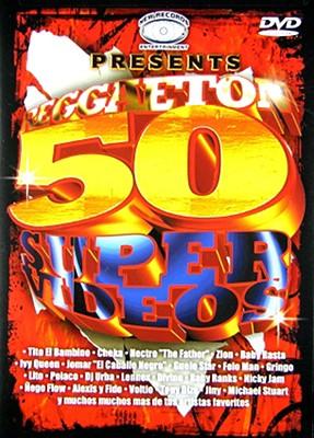 Reggaeton 50 Super Videos
