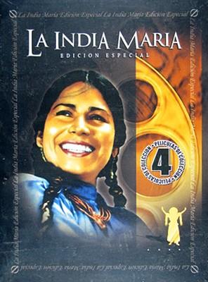 Idolos de Oro del Cine Mexicano India Maria 1