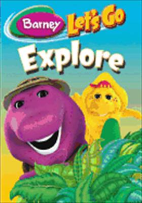 Barney: Let's Go Explore Collection