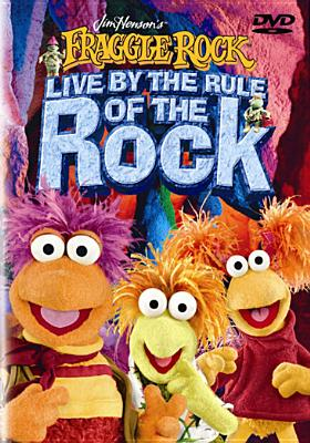 Fraggle Rock: Live by the Rule of the Rock 0045986258038