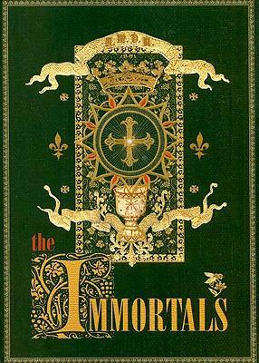 The Immortals 9785982900869