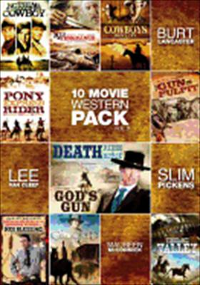 10 Movie Western Pack Volume 2