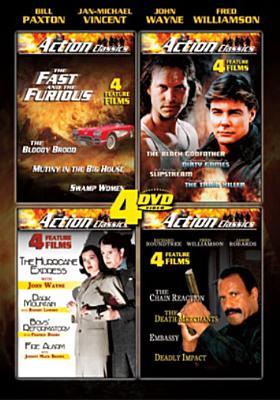 Action Classics: 16 Movies